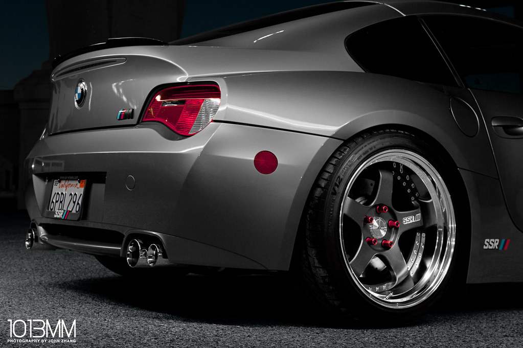Ssr Wheels Bmw Z4 M Coupe Roadster 1013mm Com Blog 2012