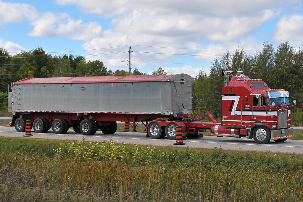 Trailers For Sale Ontario >> 52 Highway 401 near Morrisburg, Ontario Canada 09192012 ©I… | Flickr