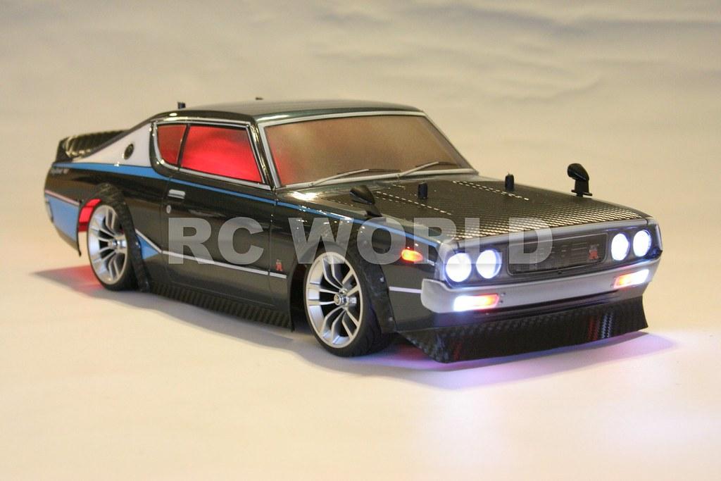 Nissan Car Photos >> RC NISSAN SKYLINE 2000 GT-R DRIFT SPEC RC CAR | Rc nissan sk… | Flickr