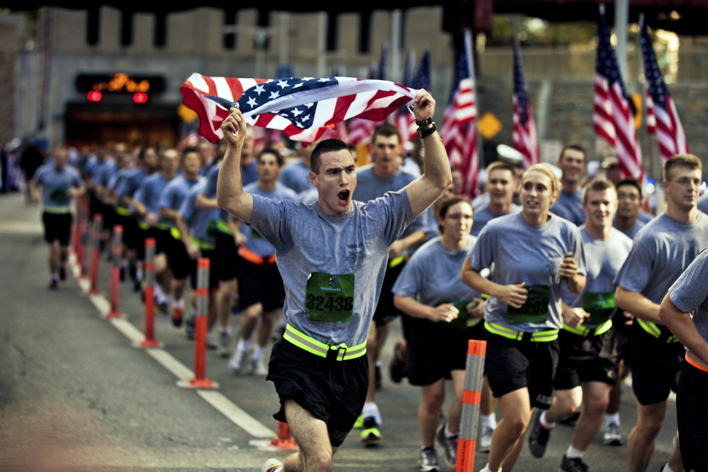 Build A Car >> New York City Tunnel to Towers Run | A Soldier sprints to th… | Flickr