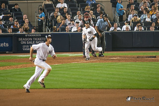 A-Rod Running to Second Base | by Photo Rusch