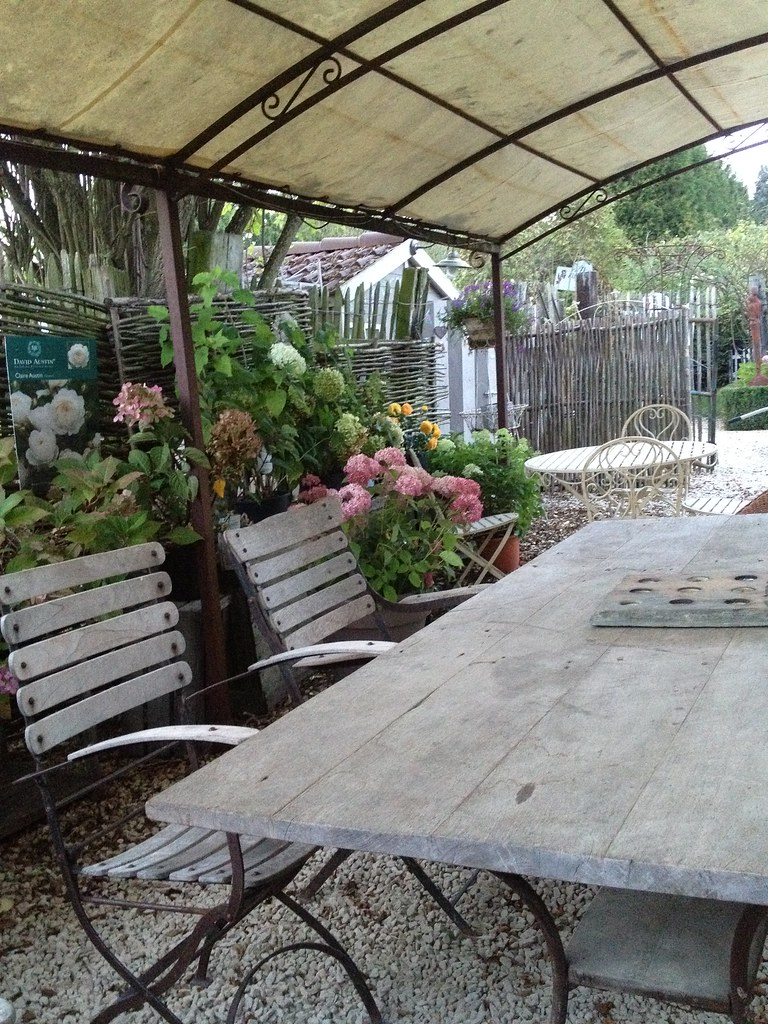 Decors De Jardin Decoration De Jardin à La Pépinière Et Ro Flickr