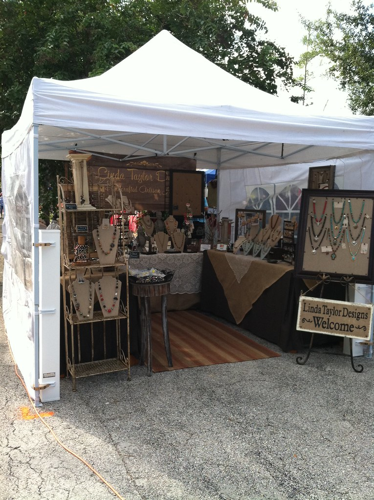 Outdoor Craft Fair