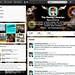 New Twitter Look 2012