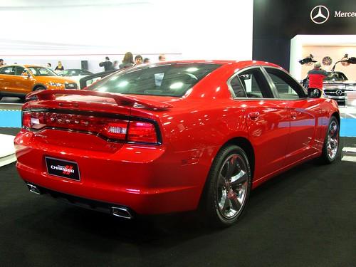 Salón del Automóvil 2012 - Dodge
