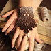 Evenfall Lace Cuff