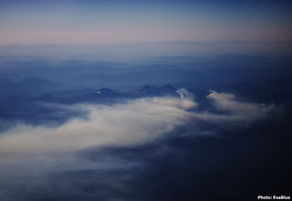 view from the airplane - 2 | by Eva Blue