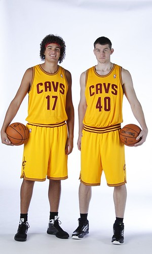 Andy & Tyler | by Cavs History
