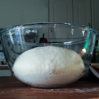 Making flatbread | by monica.shaw