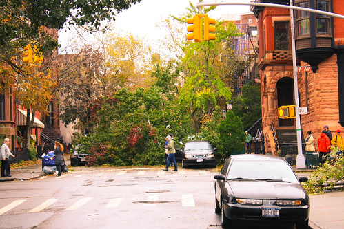 Hurricane Sandy Brooklyn NY | by bigmike33x