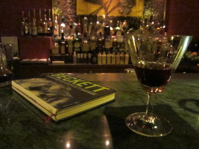 Bar Becketts Kopf, Berlin - von thejab