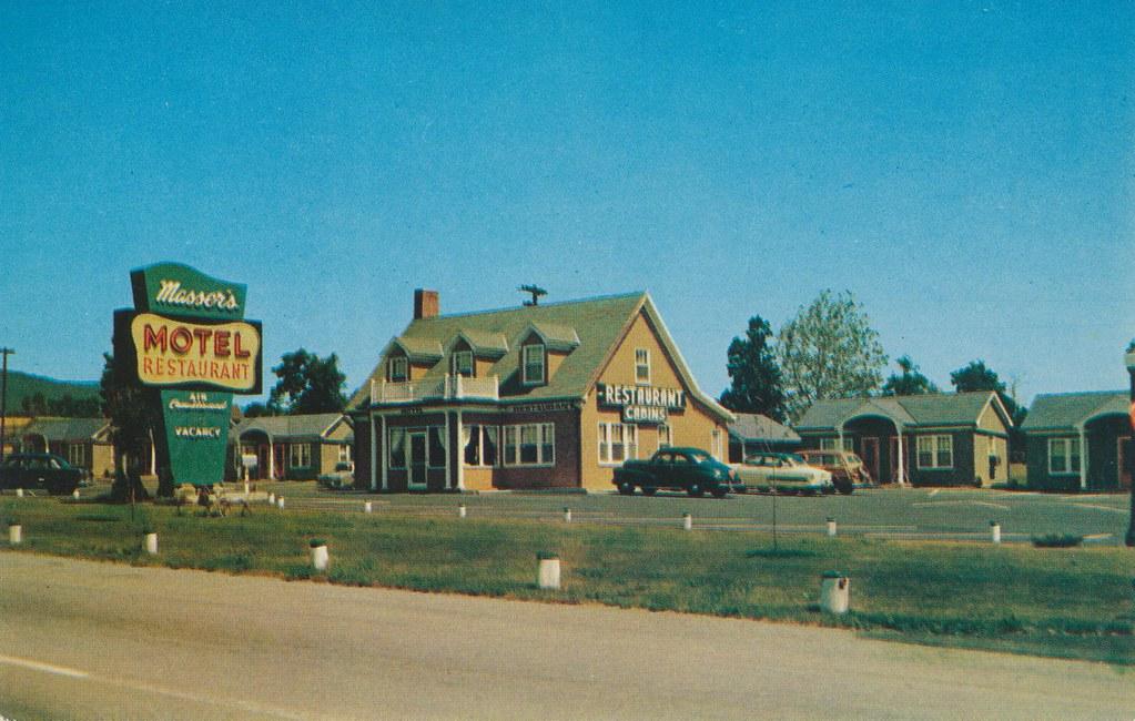 Masser's Motel - Frederick, Maryland