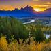Snake River View - Grand Tetons
