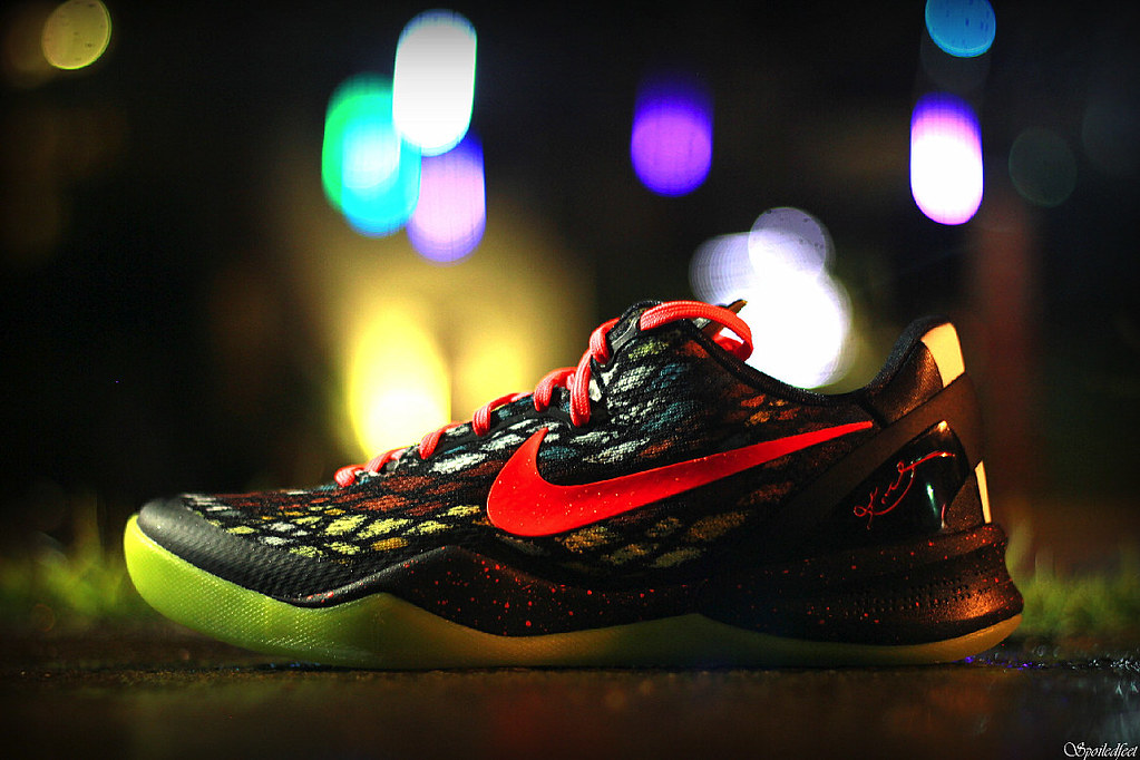 Nike Kobe 8 System Christmas Lights | Marvin Dela Cruz | Flickr