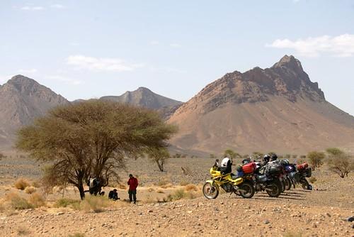 Maroko wrzesień 2012 - Parszywa Trzynastka