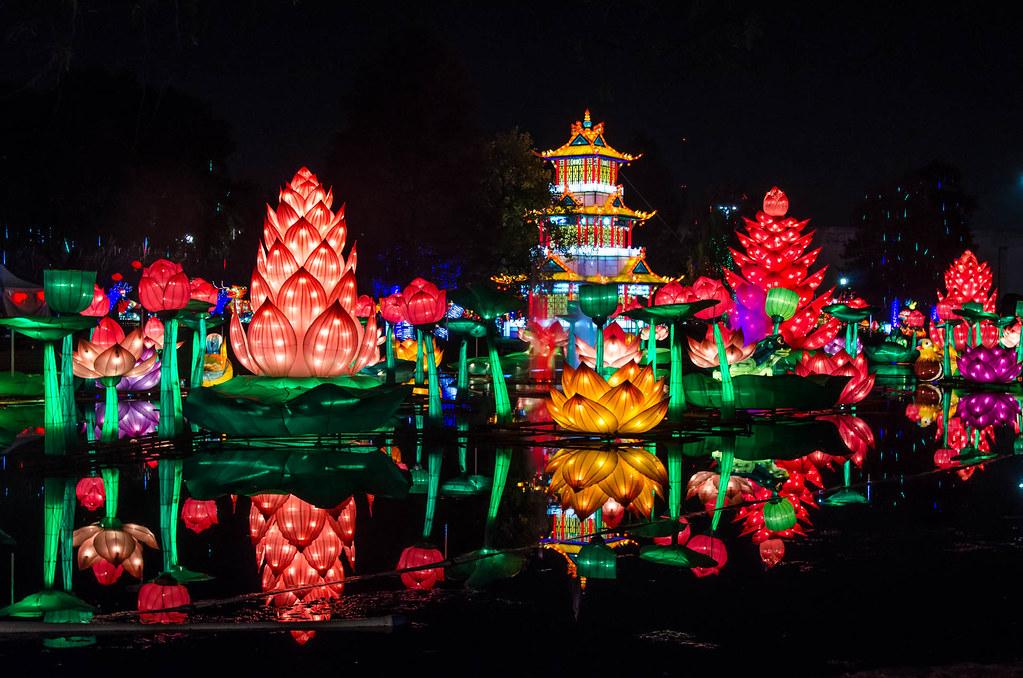 Chinese Lantern Festival - Fair Park - Dallas, TX | Chinese … | Flickr