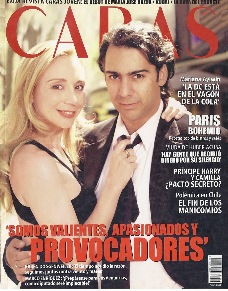 Karen Doggenweiler Revista Caras 2005 | GroupFans Karen Doggenweiler ...