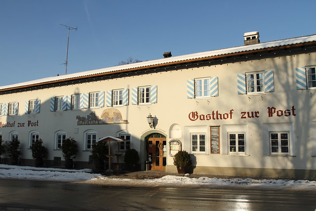 Benediktbeuern Hotel Post
