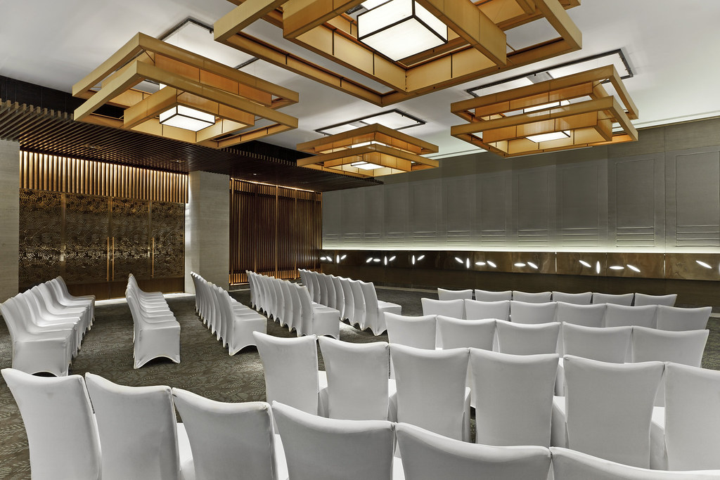 theatre style seating. The Westin Gurgaon, New Delhi\u2014Nurture - Theatre Style Seating | By Hotels