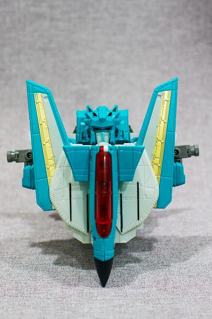 Rhadamanthus Combiner Mode Front