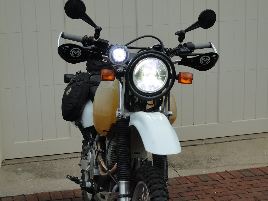 question for those with aux lights adventure riderWiring Aux Lights Advrider #1