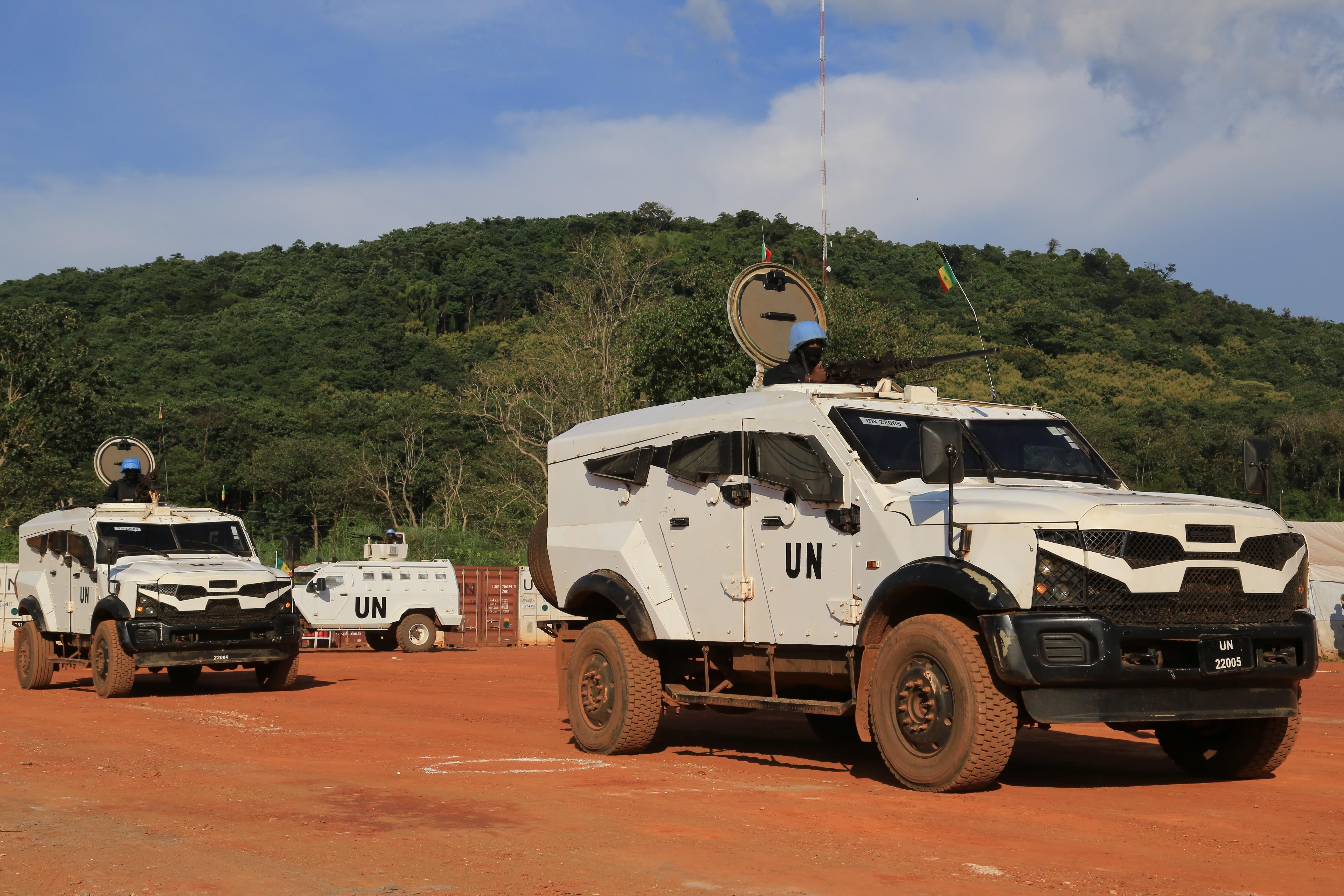 Armée Sénégalaise - Page 7 29677075315_0a35fe7815_o