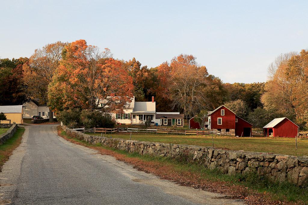 Rhode Island Farm Stay