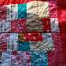 raffle quilt patchwork