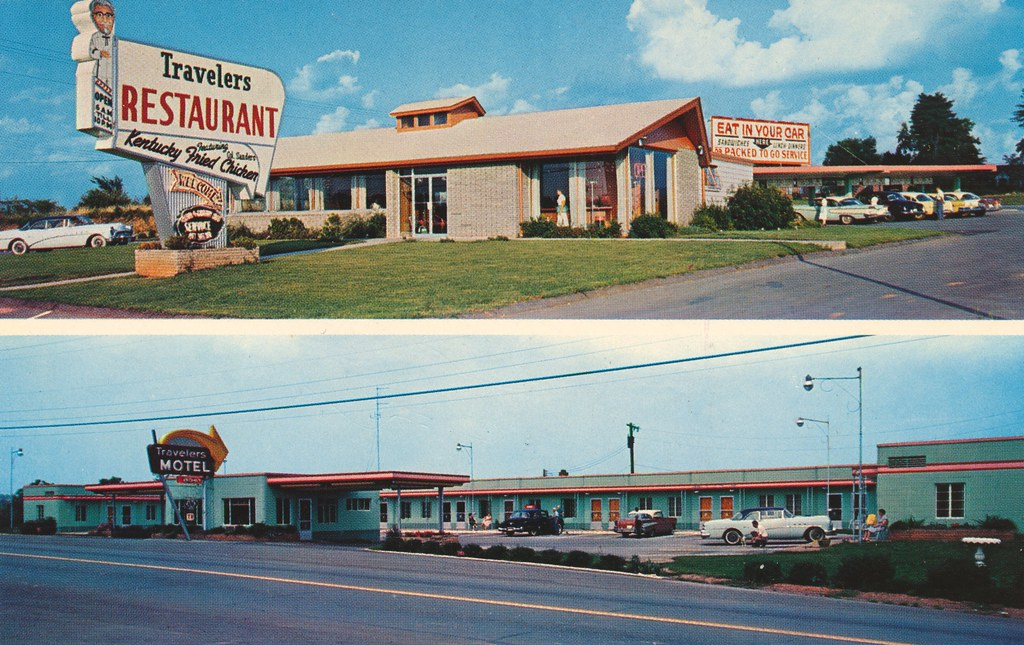 Travelers Motel and Restaurant - Maryville, Tennessee