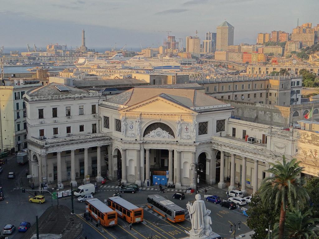 Genoa Italy Jobs Available