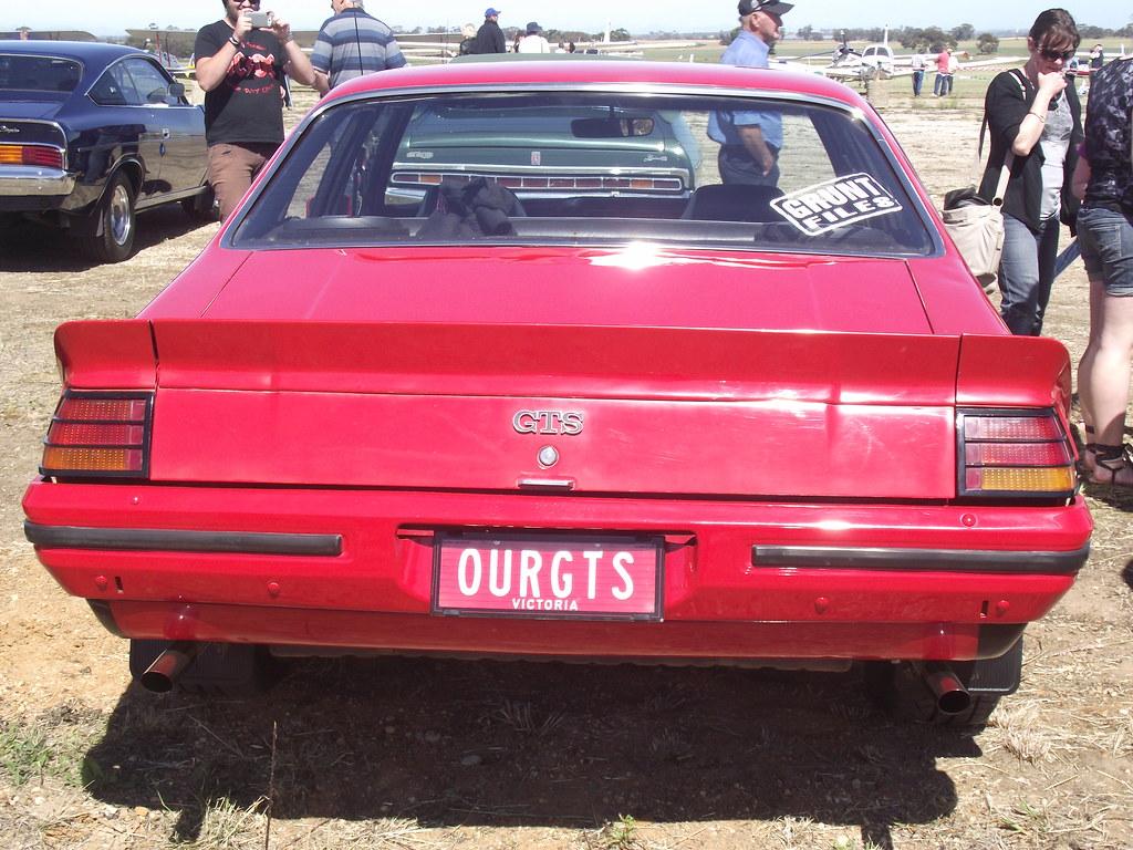 1978 Holden Hz Gts Monaro 4 Door Tuff Looking Holden Hz