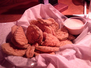 Fried Pickles | by Morton Fox