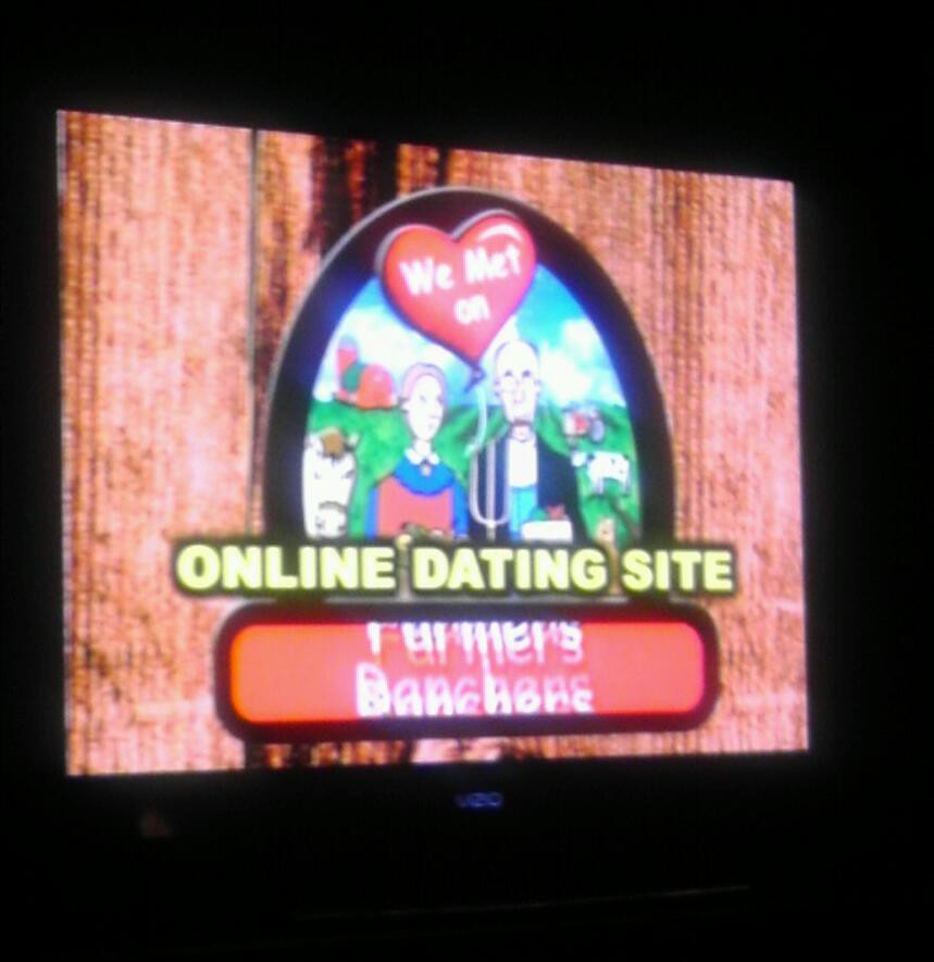 Farmers dating commercial