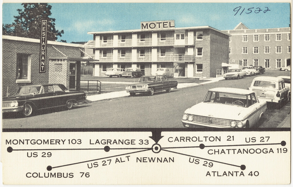 Heart Of Newnan Motel 25 Lagrange Street Newnan Georgia