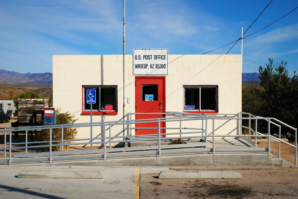 wikieup arizona post office wikieup is small town that lie flickr. Black Bedroom Furniture Sets. Home Design Ideas