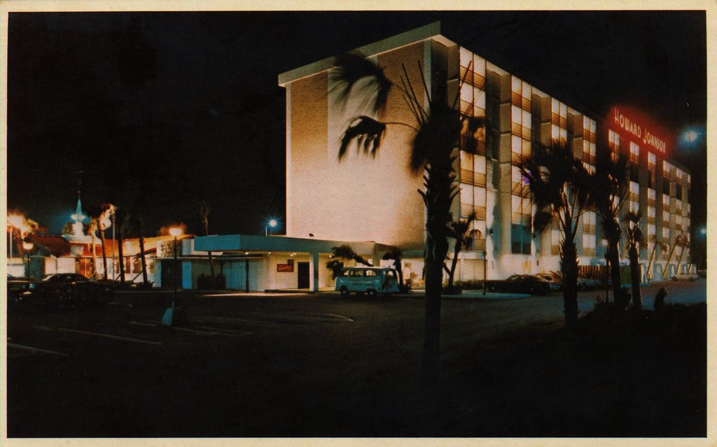 Howard Johnson's Motor Lodge Airport West - New Orleans, Louisiana