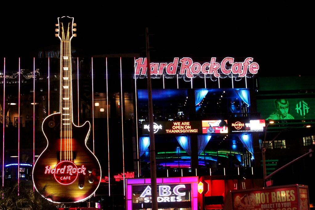 Hard Cafe Las Vegas