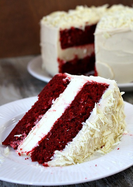 Red Velvet Box Cake Mix With Pudding