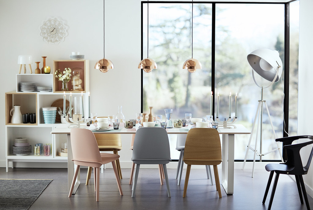 Urban Dining Room | Redefine classic Scandic style with this… | Flickr