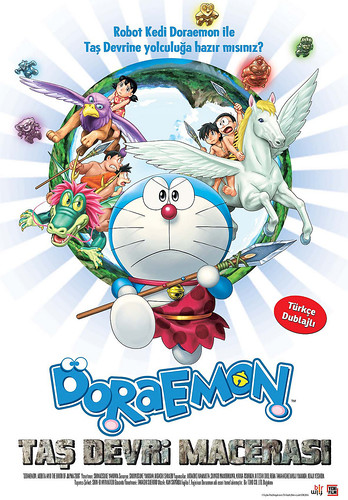 Doraemon: Taş Devri Macerası - Doraemon: Nobita and the Birth of Japan