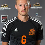 Logan Zimmerman, WolfPack Men's Soccer