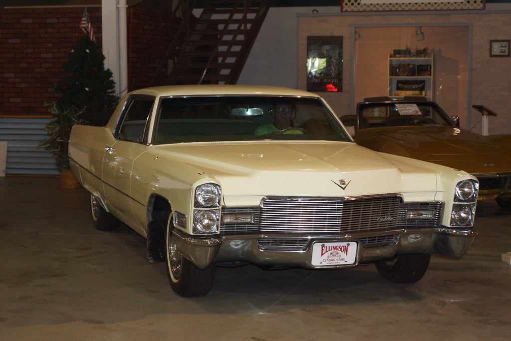 1968 Cadillac Calais Eillingson Motorcars Rogers Minnesot Flickr