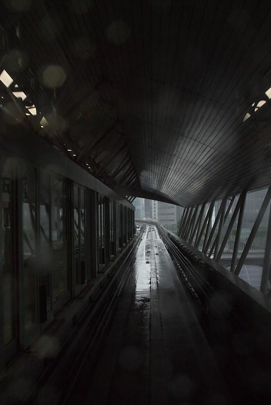Tokyo Train Story ゆりかもめ 2016年9月24日