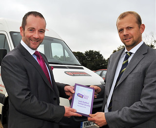 Holiday Extras Best Airport Car Park Winner 2012 | by Holidayextras