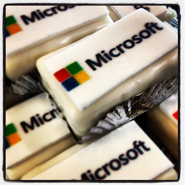 Make Them Eat Cake Cake Microsoft Paul Hammond Flickr