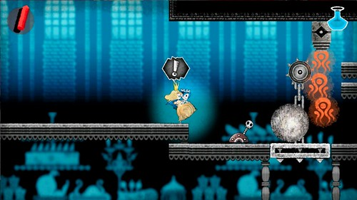 Dokuro for PS Vita | by PlayStation.Blog