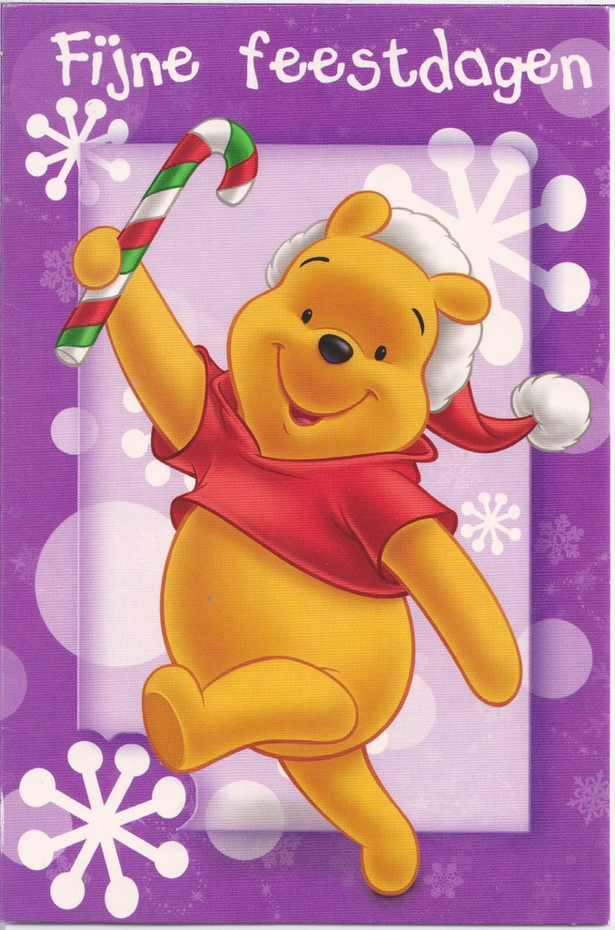 winnie the pooh merry christmas mailboxhappiness blogspot flickr