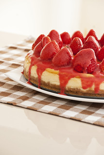 Cheesecake de fresa | by Valouth