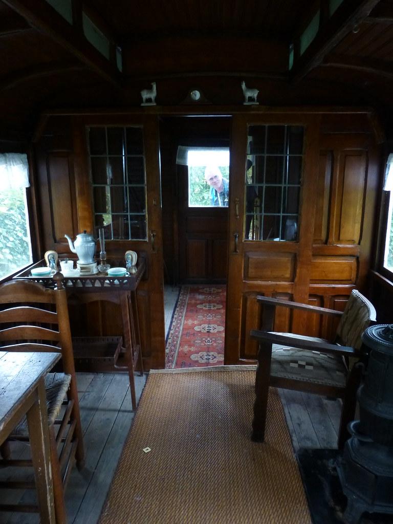 Woonwagen interieur | Dondersteen | Flickr