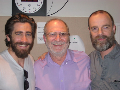 the three bearded men | by wnyc